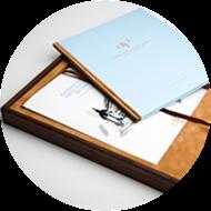 每年推出高品质的产品宣传画册,成为代理商良好的产品推广工具。